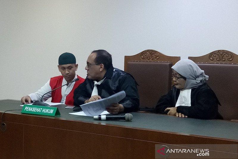 Pria ancam penggal Jokowi enggan tanggapi tuntutan lima tahun
