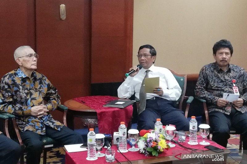 Menkopolhukam akui Prabowo dinilai berkinerja bagus