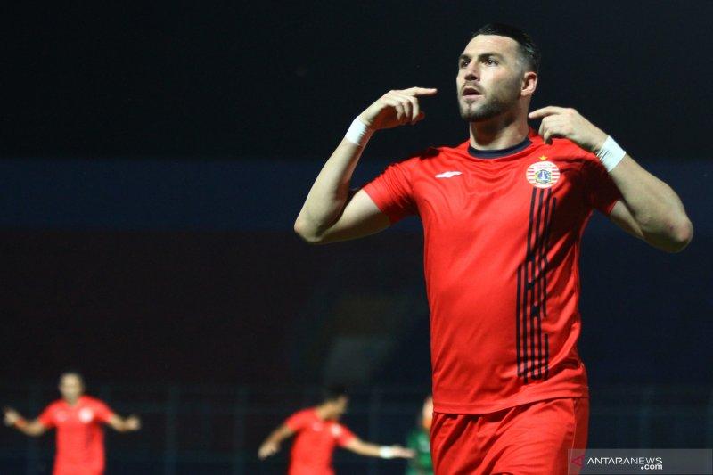 Laga penentu juara Liga 1 2018 sangat berkesan bagi Marko Simic