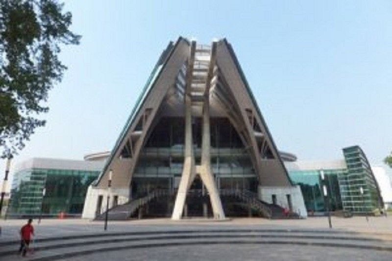 The iconic Taman Ismail Marzuki, sweet escape in hectic Jakarta