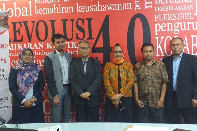 Fakultas Kedokteran Unand kerja sama dengan tiga perguruan tinggi Malaysia