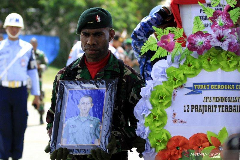 Pratu Yanuarius diminta agar dimakamkan di TMP Seroja Atambua