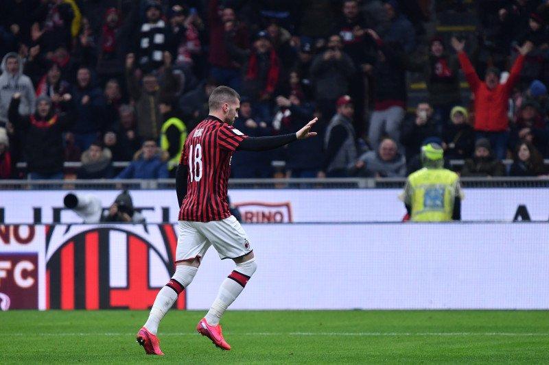 Rebic kembali main gemilang, bawa Milan kalahkan Torino