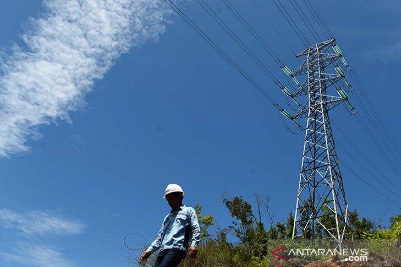 Transmisi Line 150 kV Malili-Lasusua