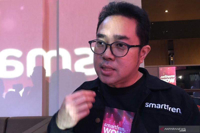Smartfren menjadwal ulang uji coba 5G
