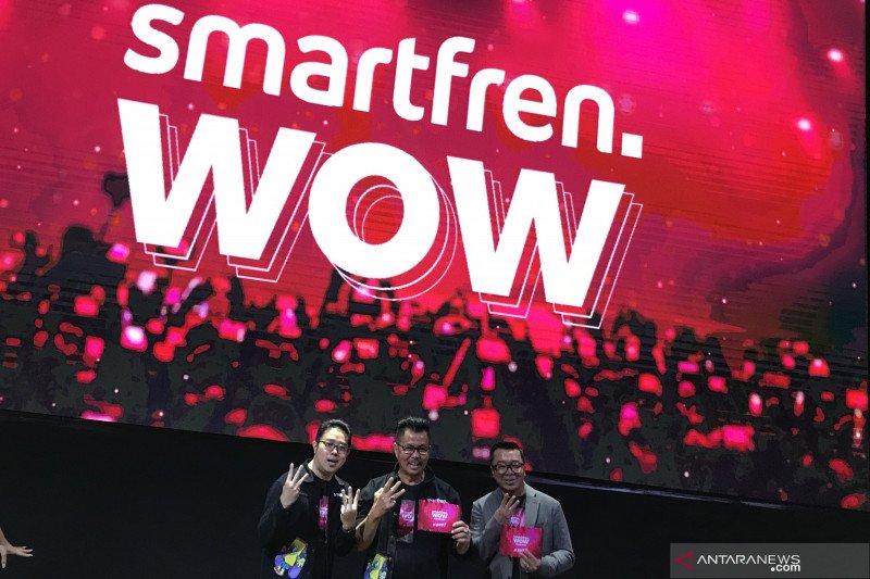 Akbar virus corona, Smartfren jadwal ulang uji coba 5G
