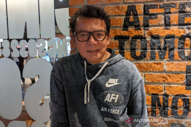 """Mathias Muchus jadikan Presiden Jokowi sebagai cerminan karakter film """"Akad"""""""