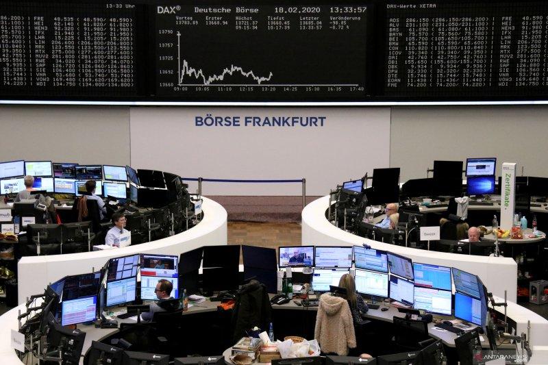 Indeks DAX 30 Jerman turun 0,75 persen