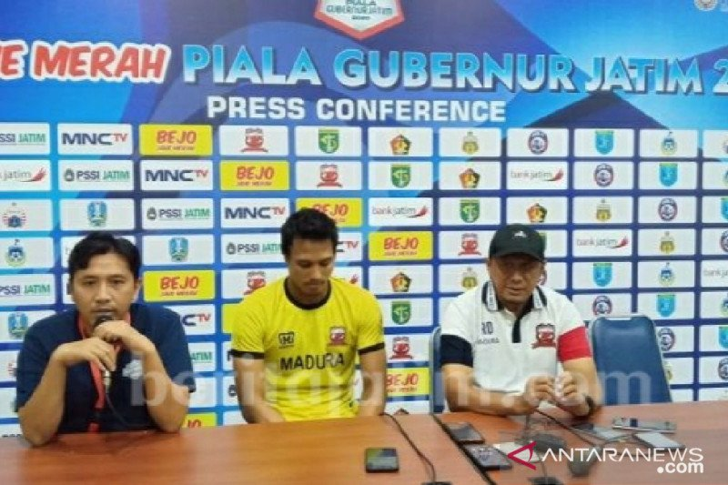 Pascagagal masuk final Piala Gubernur Jatim RD evaluasi menyeluruh tim Madura United