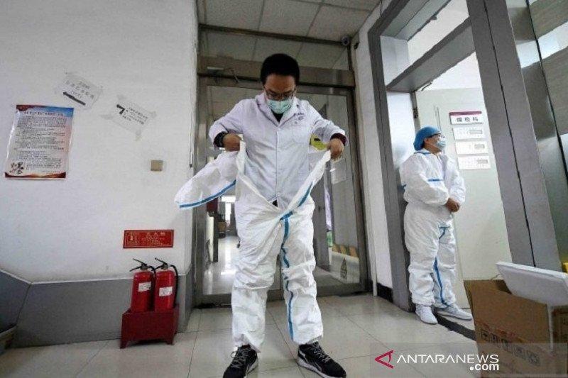 Kasus corona di China capai 78.064 dengan 2.715 kematian