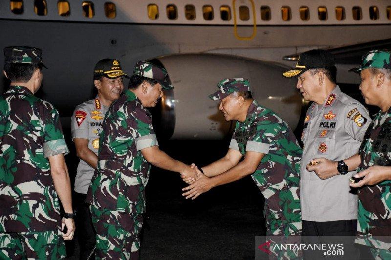Pangdam XIV/Hasanuddin sampaikan duka cita ke Panglima TNI