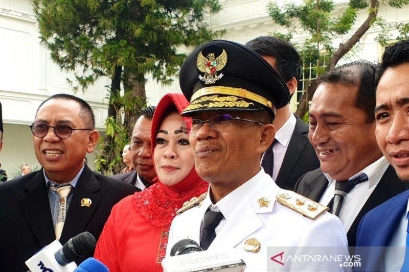 Rusli klaim DPP PAN tetap dukung dirinya di Pilgub Sulteng
