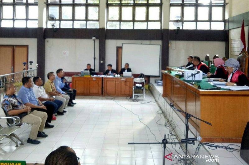 Hakim minta anggota DPRD Muara Enim  disidik