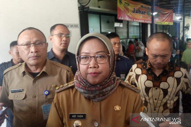 Bupati Bogor nilai DKI salah sasaran dalam pemberian dana bantuan banjir