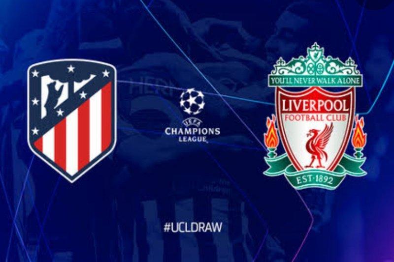 Prediksi Atletico Madrid kontra Liverpool