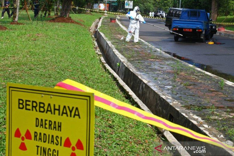 Bapeten pasang 126 detektor pantau radiasi nuklir