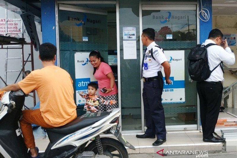 Hati-hati kejahatan di ATM Bank Nagari, ini modusnya (Video)