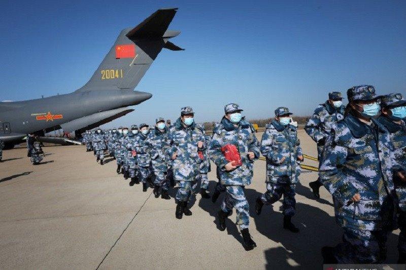 Korban tewas akibat Covid-19 di China bertambah jadi 1.868 orang