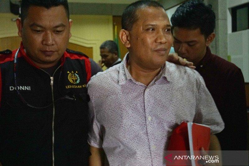 Terdakwa pemeras kontraktor proyek pariwisata dituntut 7 tahun kurungan