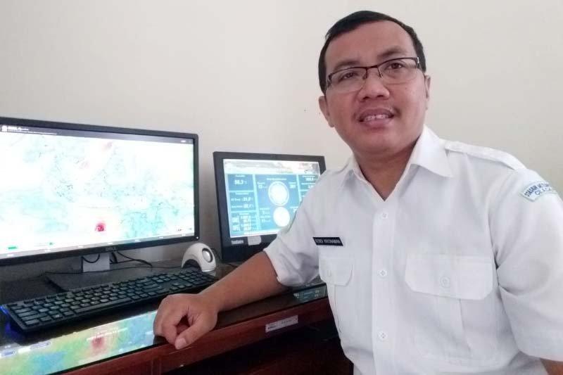 BMKG:  Waspadai peningkatan intensitas hujan di Jateng barat-selatan