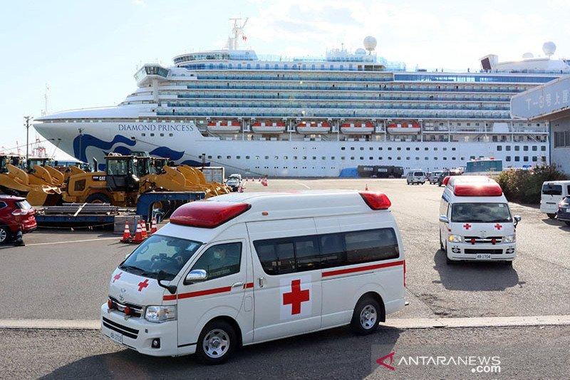 Pemerintah Kanada evakuasi warganya dari kapal pesiar Diamond Princess Kamis