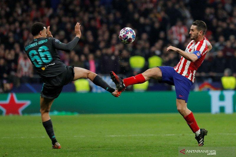 Atletico Madrid dikenai denda 24.000 euro gara-gara fans