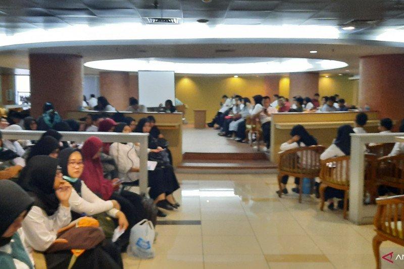 261 peserta dinyatakan gugur tes CPNS di hari ketiga