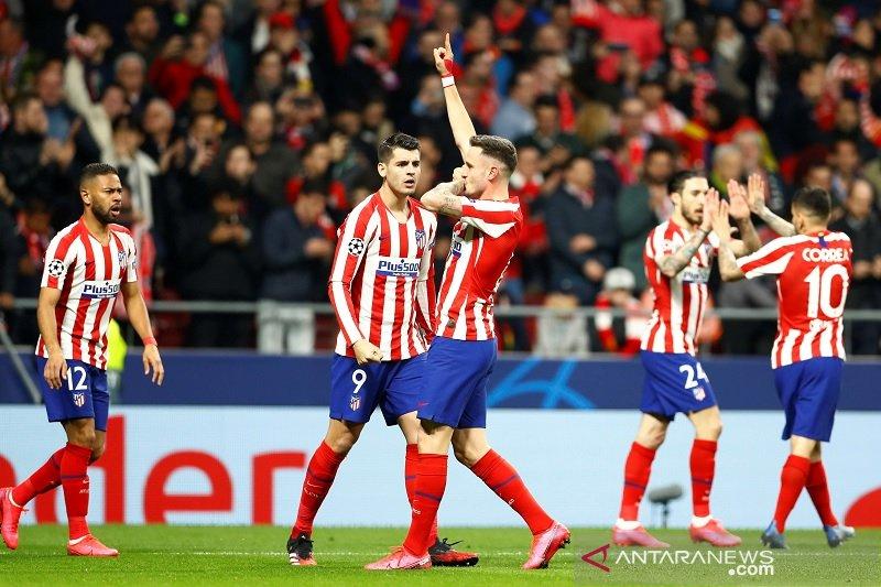 Liga Champions, Atletico bungkam Liverpool 1-0
