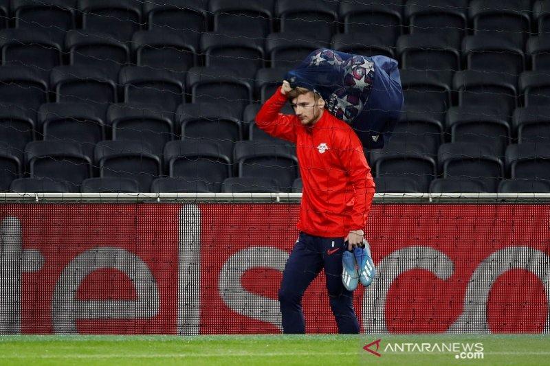 Timo Werner ingin perlihatkan jati diri Leipzig di Tottenham