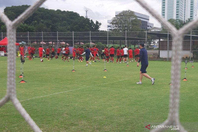 Pemain Alfeandra Dewangga tak pikirkan persaingan di timnas Indonesia