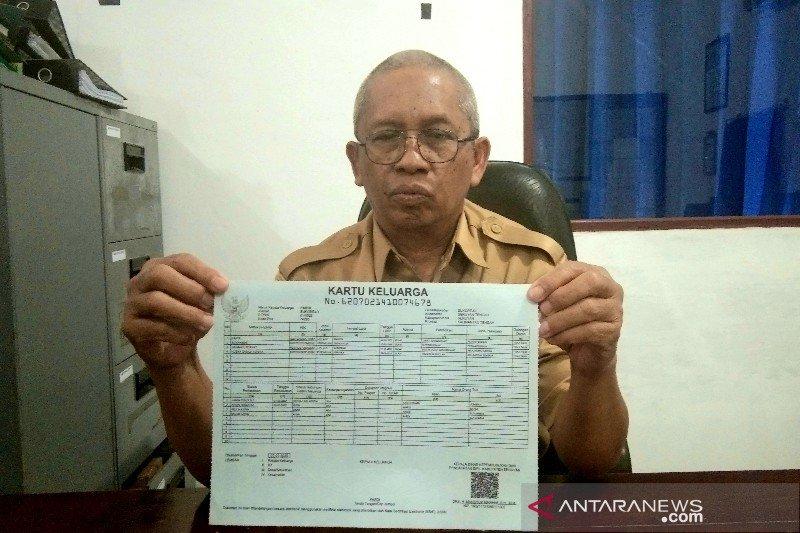 Disdukcapil Seruyan imbau masyarakat ganti KK dengan 'barcode'