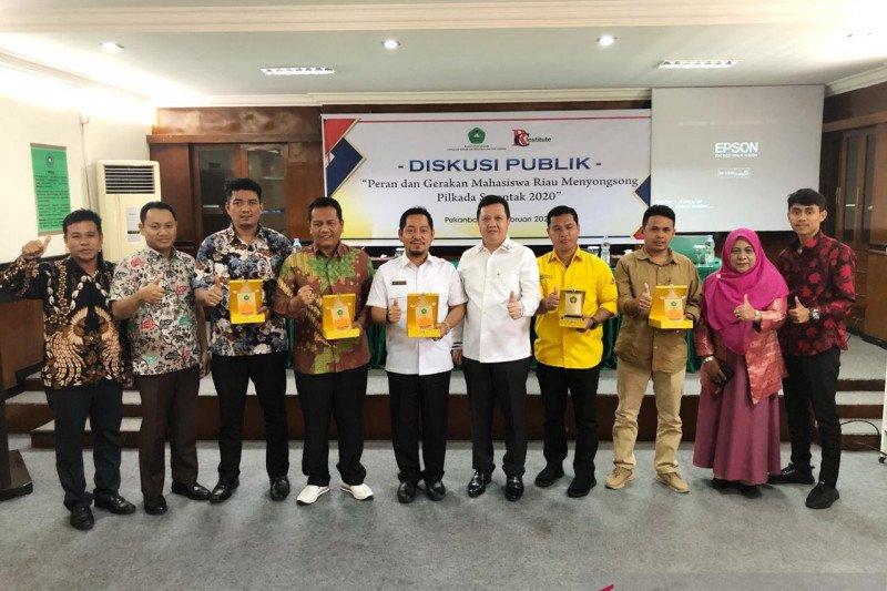 KPU dan Unilak bersinergi wujudkan Pilkada Riau jurdil dan bersih