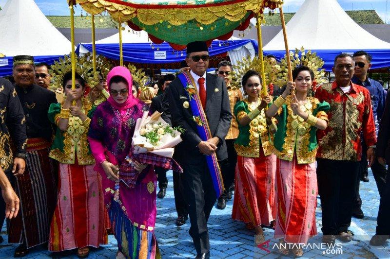 Pemprov Sulsel bantu Rp63,1 miliar bangun infrastruktur Pinrang