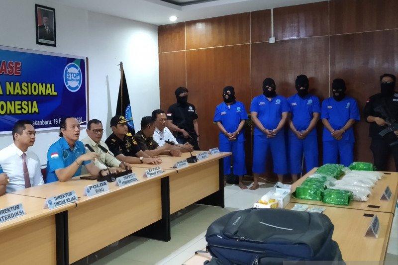 Kesal tertangkapnya oknum polisi, BNN minta hukum mati polisi terlibat sindikat narkoba