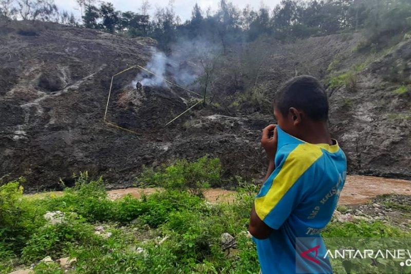 Pusat Vulkanologi sebut kecil kemungkinan muncul gunung api di TTS