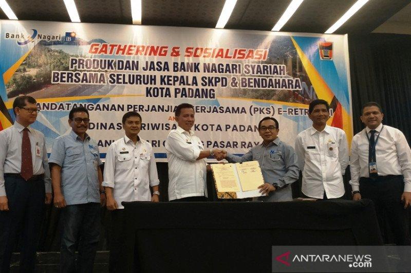 Padang sebagai gerbang destinasi wisata, potensial penerapan transaksi non tunai