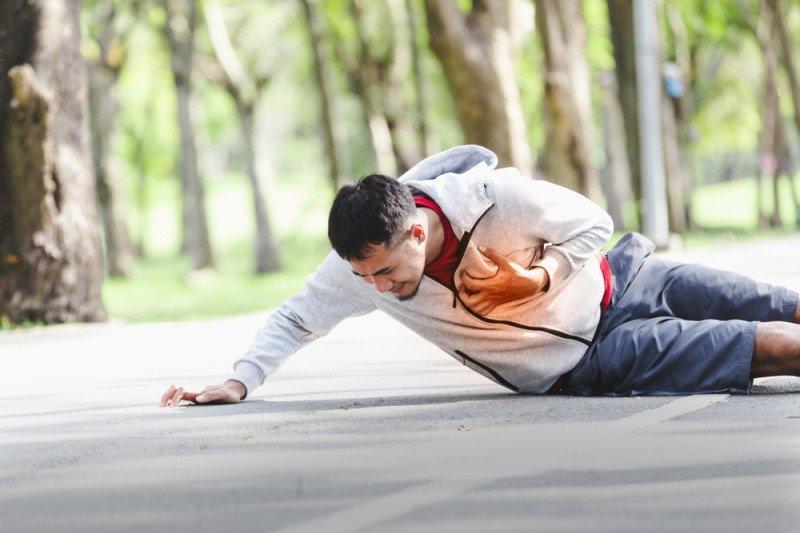 Serangan jantung masih bisa menyerang orang yang rajin latihan fisik