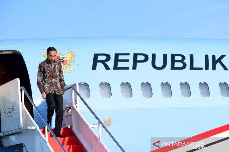 Begini agenda Presiden ke Riau resmikan pabrik hingga  tinjau jalan tol