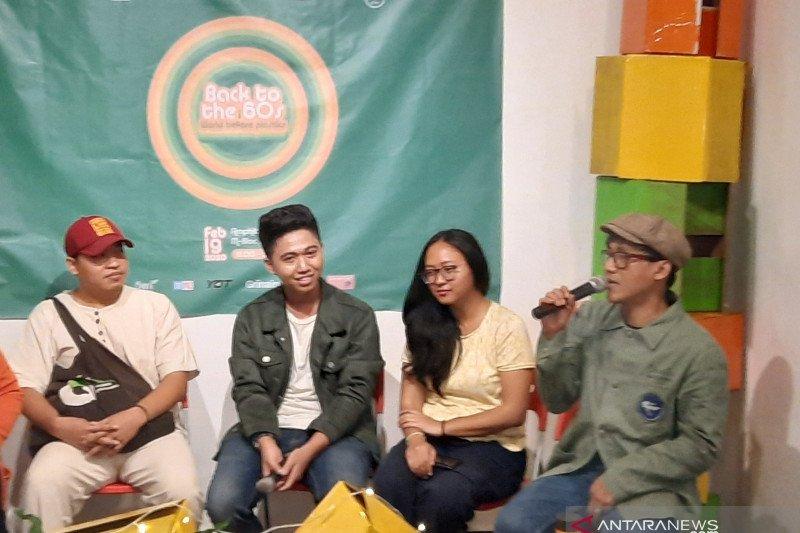 Nugie mengomentari rencana larangan kantong plastik di Jakarta
