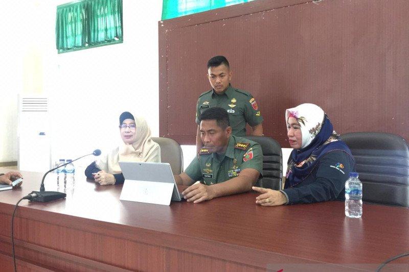 Danrem 143 berharap prajurit TNI jadi agen sukseskan SP2020