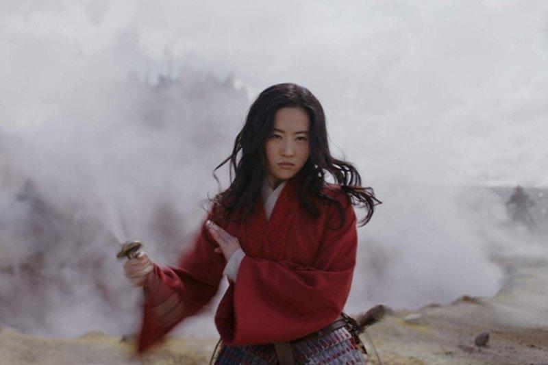 """Film """"Mulan"""" raih peringkat PG-13"""