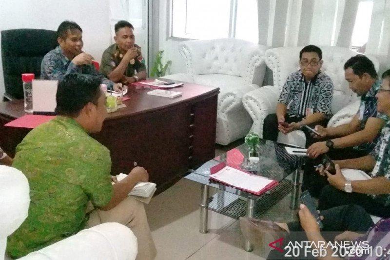 Linmas di Minahasa Tenggara diaktifkan jelang Pilkada