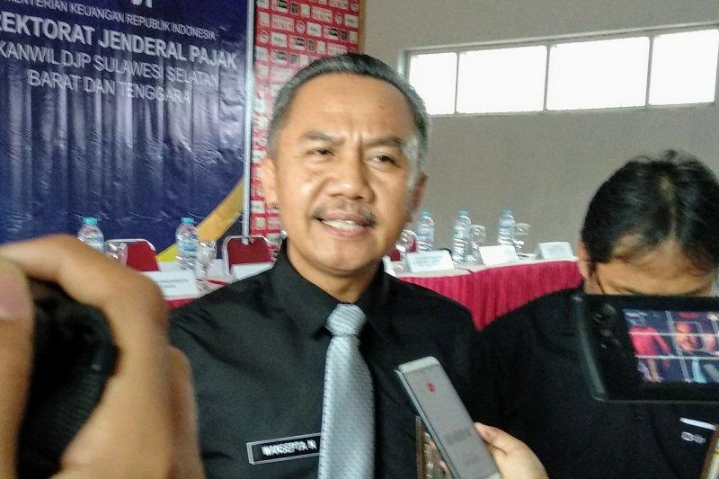 Sandera DJP Sulselbartra dilepas usai lunasi pajak sebesar Rp6,9 miliar
