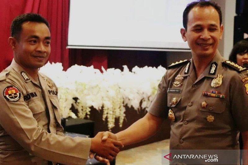 50 polisi Polda Sulteng ikuti pendidikan Perwira