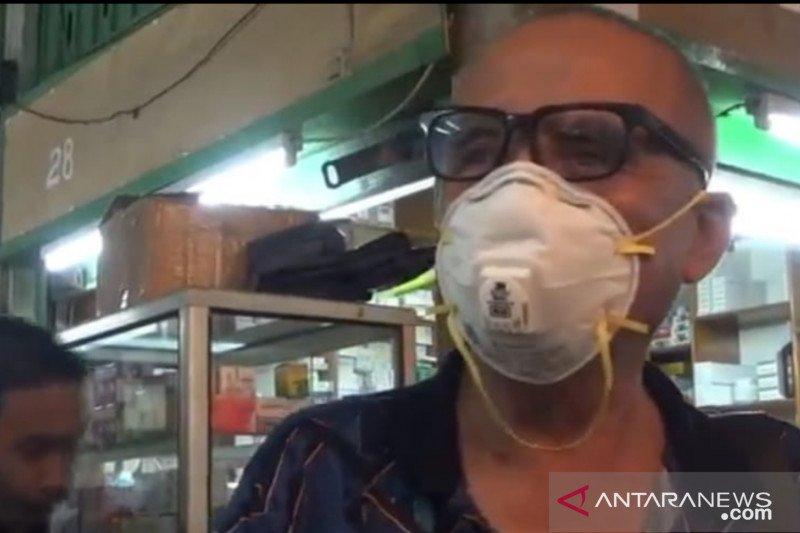Peminat masker N95 mulai berkurang