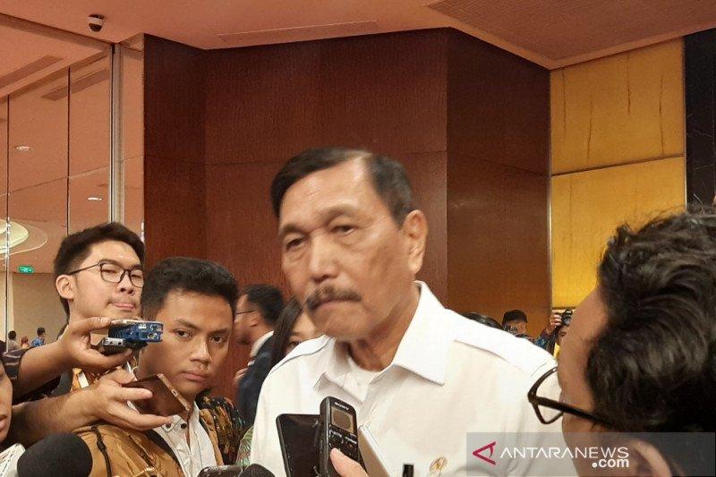 Luhut:  Kebijakan Edhy Prabowo berdasarkan studi