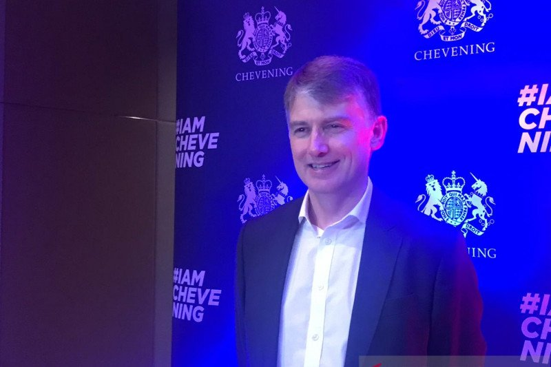 Inggris kucurkan Rp3,5 miliar untuk bangun jaringan internet di Jawa Barat