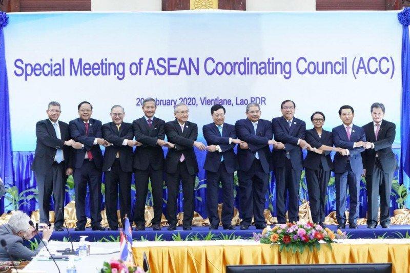China menguji kekuatannya di Asia Tenggara di tengah wabah virus corona