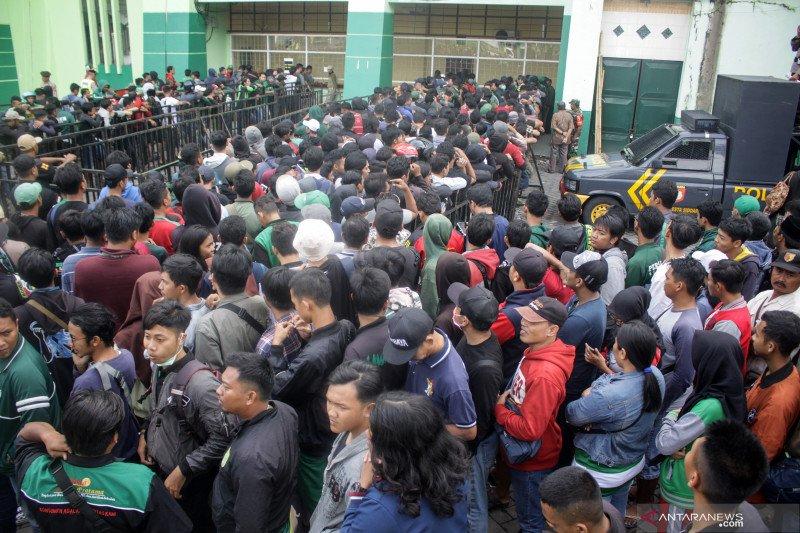 Divisi Suporter PSSI berharap klub-klub  di Indonesia memiliki departemen fan