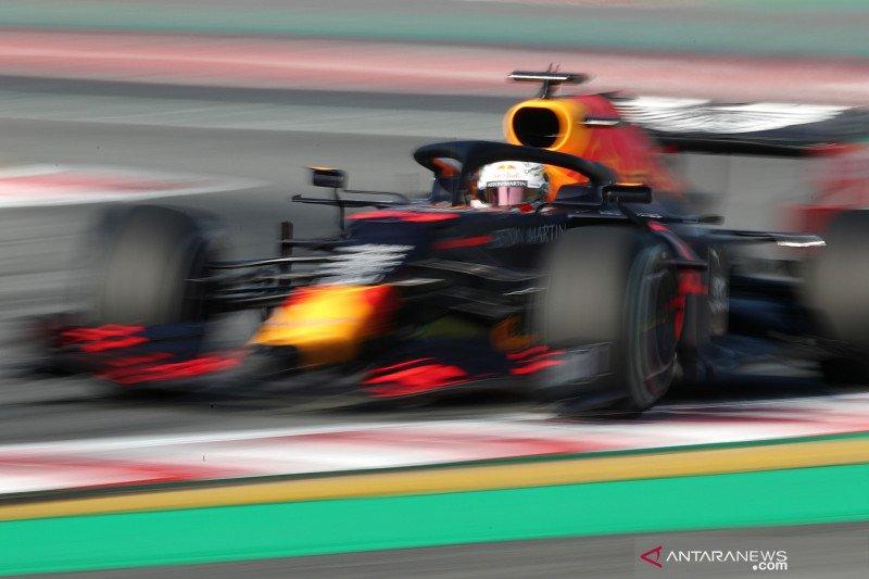 Max Verstappen sebut mobil baru Red Bull lebih cepat